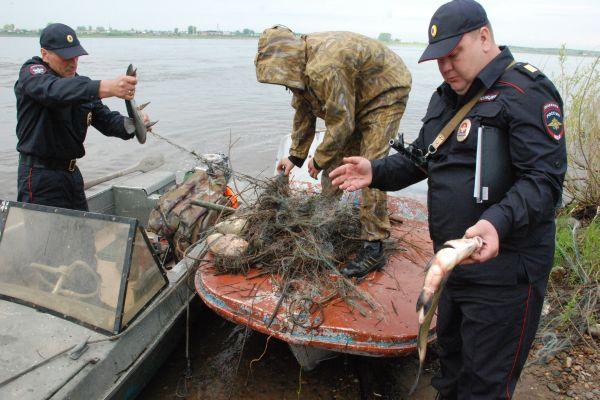 лицензия держи ловлю рыбы сетями хабаровск