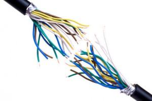 Разрыв кабеля в дата центре, не работает социальная сеть вконтакте, 4 августа 2015