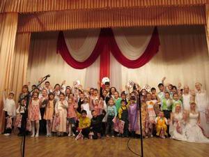 фестиваль для детей с ограниченными возможностями